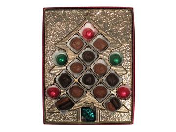 Chocolate tree assorted box